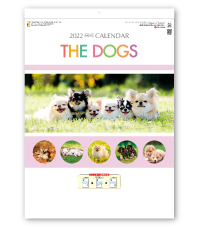 THE DOGS ミシン目入り